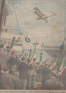 Idrovolante Pola Onore Ai Marinai D'Italia 1924 - Autres