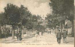 Rue De Tlemcen - Sidi-bel-Abbes