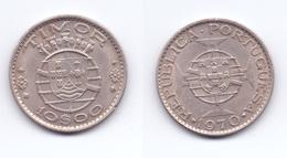 Timor 10 Escudos 1970 - Timor