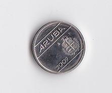 25 Cent - Ile ARUBA - 2009 - Pièce NEUVE - Netherland Antilles