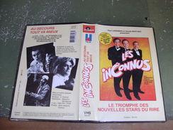 "Rare Spectacle : "" Les Inconnus  "" - Comedy"