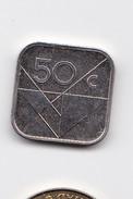 50 Cents - ARUBA - 2009 - Pièce NEUVE - Netherland Antilles