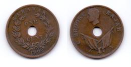 Sarawak 1 Cent 1892 H - Malaysie