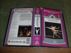 """Rare Spectacle De Ballet: """" Roméo Et Juliette """" - Concert Et Musique"""