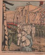 Centenaire Français Tombouctou Lieutenant Gouverneur Terrasson De Fougères René Caillé Soudan 1928 - Vieux Papiers