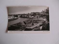 Postcard Postal Portugal Algarve Tavira Vista Parcial Da Cidade - Faro