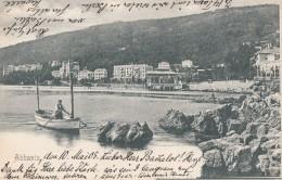 Croatie - Abbazia Opatija - Ville Port Précurseur - 1905 - Croatie