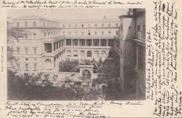 Italie - Roma - Collegio Canadese - Canadian College - Postmarked Essen Ruhr 1906 - Education, Schools And Universities