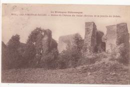 Dep 22 - Les Fotges De Salles - Ruines Du Château Des Salles : Achat Immédiat - France