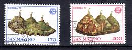 San Marino 1977 - Europa Cept (o) - 1977