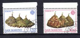 San Marino 1977 - Europa Cept (o) - Europa-CEPT