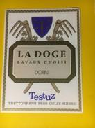 2955 - Suisse Vaud Lavaux La Doge Dorin - Autres