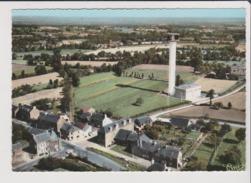 CPSM Grand Format - BECHEREL - La Barre - Vue Aérienne - Bécherel