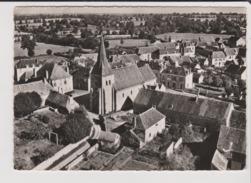 CPSM Grand Format - EN AVION AU DESSUS DE ... LIGNAC - L'Eglise - France