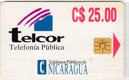 Nicaragua Telcor 25 #6