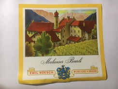 2963 - Suisse Grisons Malanser Beerli - Autres