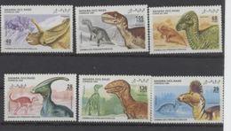 Sahara  Dinosaurs Dinosaures - Prehistory
