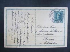 GANZSACHE Bubenc Bubentsch - Bzove Ca.1915 /// D*21959 - 1850-1918 Imperium