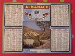 Almanach Des PTT. 1956. Mayenne Laval. Calendrier Poste, Postes Télégraphes.. Le Revest Var - Calendriers