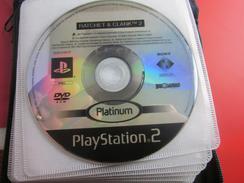 RATCHET & CLANK Gladiator Platinium PS2 Jeux électroniques  Jeu Vidéo Sony PlayStation 2 - Sony PlayStation