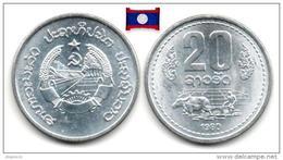 Laos - 20 Att 1980 (UNC) - Laos