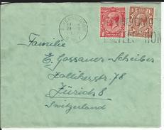 S. Kensington 24.4.32 Nach Zürich - 1902-1951 (Rois)