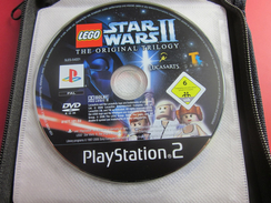 STAR WARS II  ORIGINAL TRILOGY  INTERACTIVE  PS2 Jeux électroniques  Jeu Vidéo Sony PlayStation 2 - Sony PlayStation