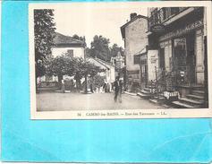 CAMBO LES BAINS - 64 - Rue Des Terrasses - RARE - - AUT - - Cambo-les-Bains