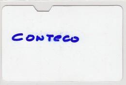 Bolivia Comteco Test  #8
