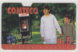 Bolivia Comteco   #9