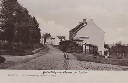 Bois Seigneur Isaac Station Du TRAM à Vapeur Café A. Vanderplancq Braine L'alleud - Braine-l'Alleud