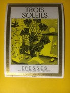 2975 - Suisse Vaud Epesses Trois Soleils - Other