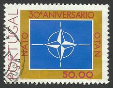 Portugal, 50 E. 1979, Sc # 1422, Used - 1910 - ... Repubblica