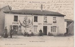 88 - LA BOURGONCE - CAFE RESTAURANT WENDLING - France