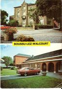 BOUSSU-LEZ-WALCOURT (6440) : Carte Multivues De L'entité (2 Vues). CPSM. - Froidchapelle