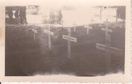 Foto Soldatenfriedhof - 2. WK - 8*5cm (26632) - Guerra, Militari