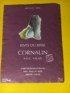 2978 - Suisse Valais Cornalin Rives Du Bisse 1996 Gaby Delaloye Ardon - Autres