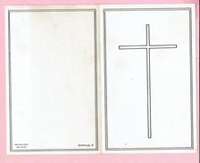Bidprentje - Mia MENS Echtg. Luk BRANDERS - Geel 1951 - Scherpenheuvel 1979 - Images Religieuses