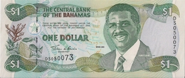 BAHAMAS=2001   1 DOLLAR  P-69   UNC - Bahamas