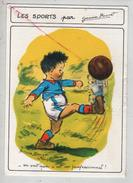 Cpm St002392 Les Sports Par Germaine Bouret - Bouret, Germaine