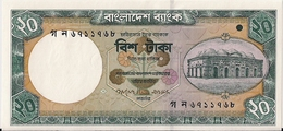 BANGLADESH=N/D   20  TAKA   P-40    UNC - Bangladesh