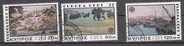 Cipro 1977 - Europa CEPT (o) - Europa-CEPT