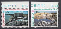 Cipro Turca 1977 - Europa CEPT ** MNH - Europa-CEPT