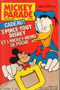 MICKEY PARADE Mensuel N°76 - Mickey Parade