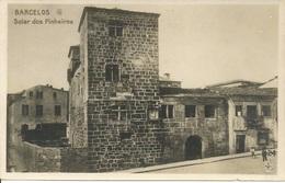 BARCELOS - Nº 24 - Solar Dos Pinheiros (Ed. C. E. Minho) - Braga