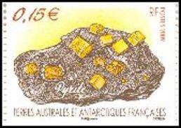FSAT/TAAF 2009 Single: Mineral, Pyrite #411 - Nuevos