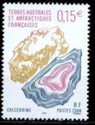 FSAT/TAAF 2004 Single:  Mineral, Chalcedony #330 - Nuevos
