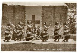 (4000) Tonga Traditional Dance - Tonga