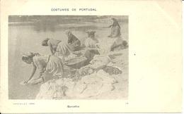 BARCELOS - Costumes De Portugal - Barcellos (Ed. Emilio Biel Nº 12) - Braga