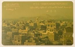 City - Yemen